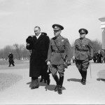 Визит маршала Антонеску (март 1943 года)