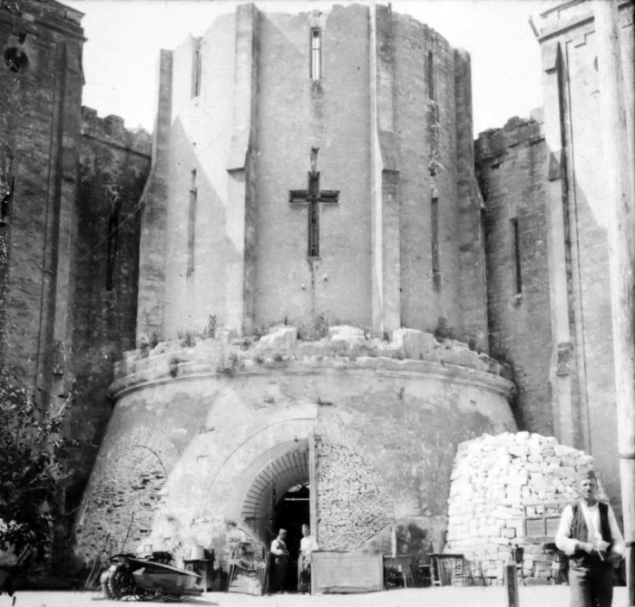 Тюремный замок Кишинёва