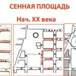Сенная Площадь Кишинёва