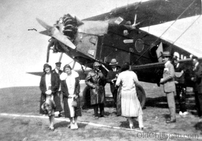 Старый кишинёвский аэропорт