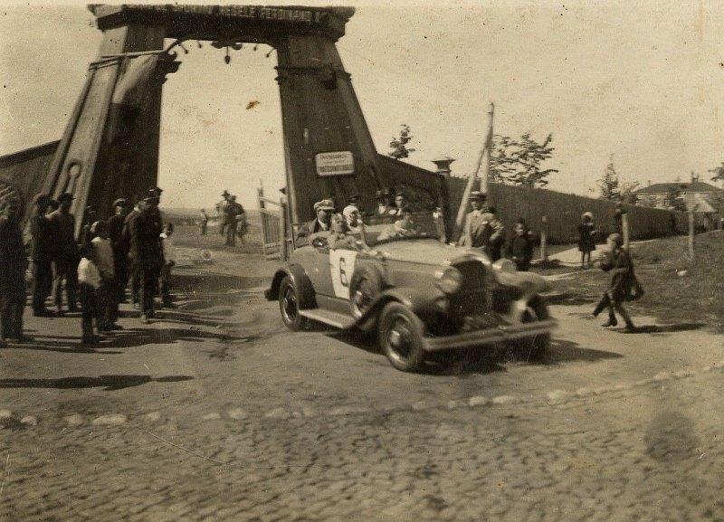 Стадион им. короля Фердинанда I, 1920-е гг.