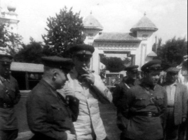 Стадион им. короля Фердинанда I, 1940 г.