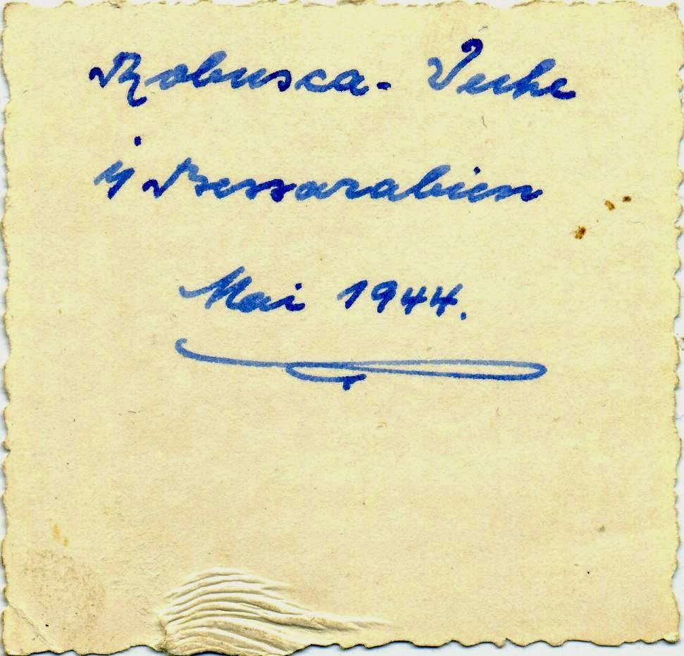 Cimiseni - Cobusca Veche 1944 5c