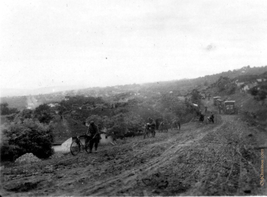 Бессарабское село