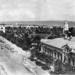 Вид на центр Кишинёва
