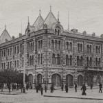 Епархиальный дом Кишинев