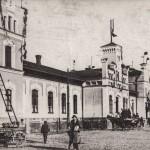 Железнодорожный вокзал Кишинёва