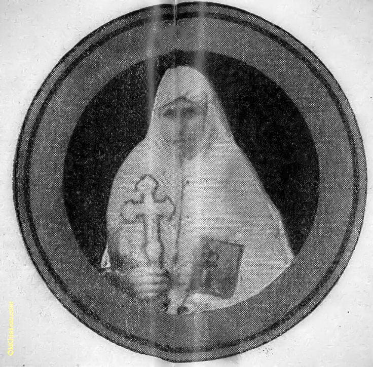 """""""Пречистая Мать"""" - помощница Татуни Григория."""