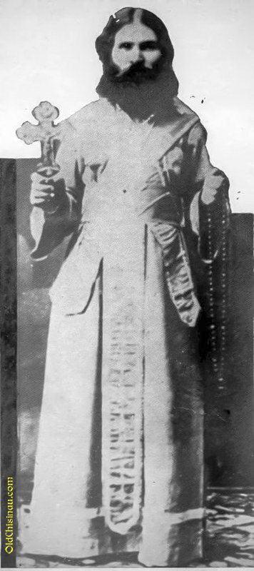 Татуня Григорий (Григорий Кулека) - руководитель бессарабских иннокентьевцев.