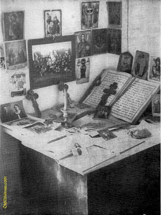 Иннокентьевцы, Бессарабия