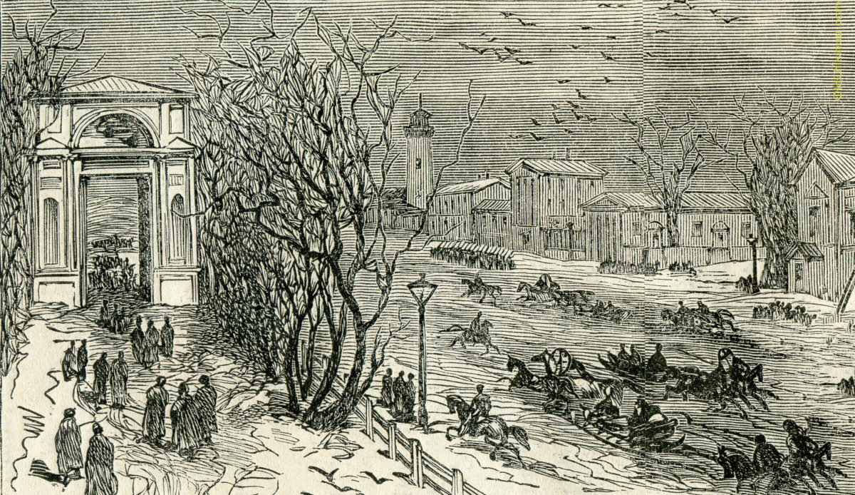 Кишинёв 1877- 1878