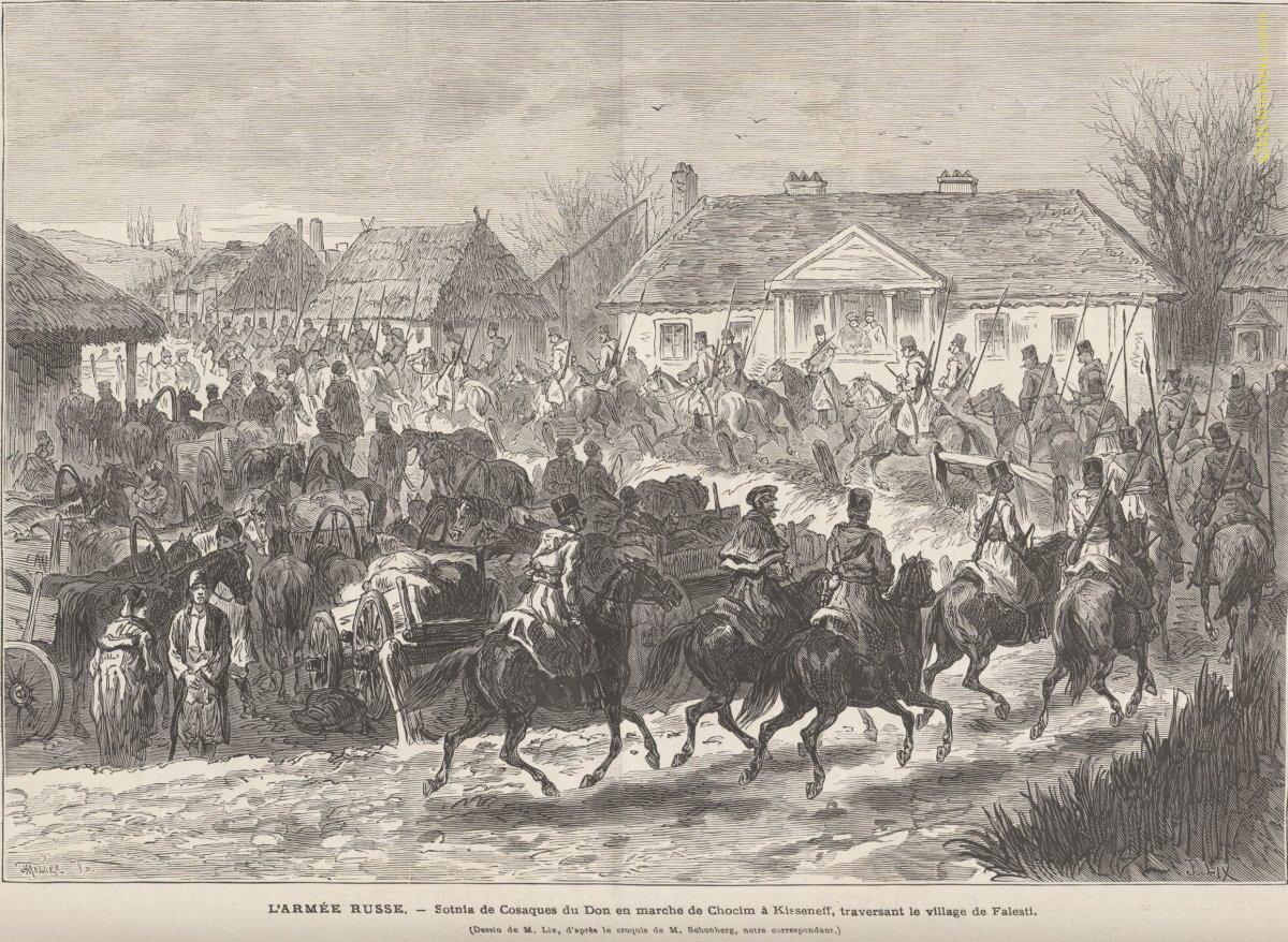 Кишинёв 1877 -1878
