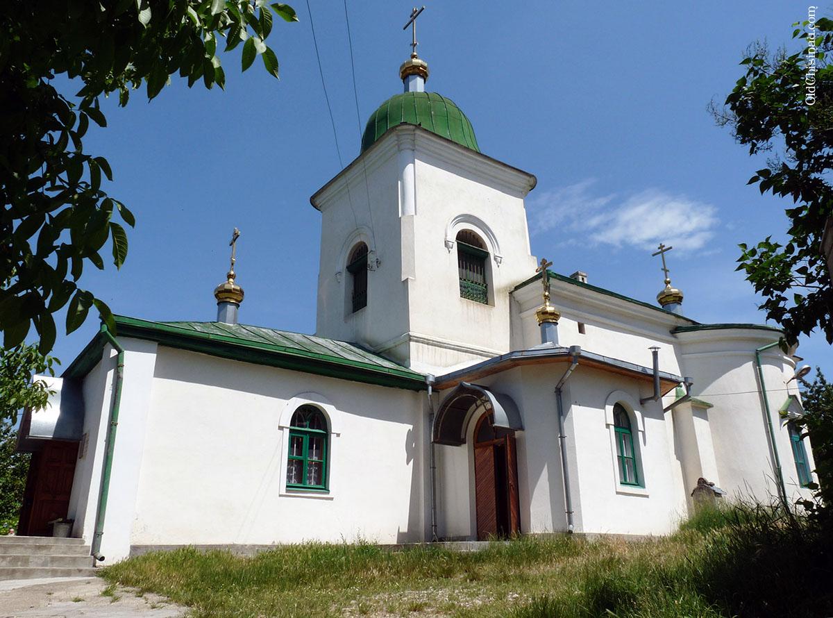 Мазаракиевская церковь, Кишинев