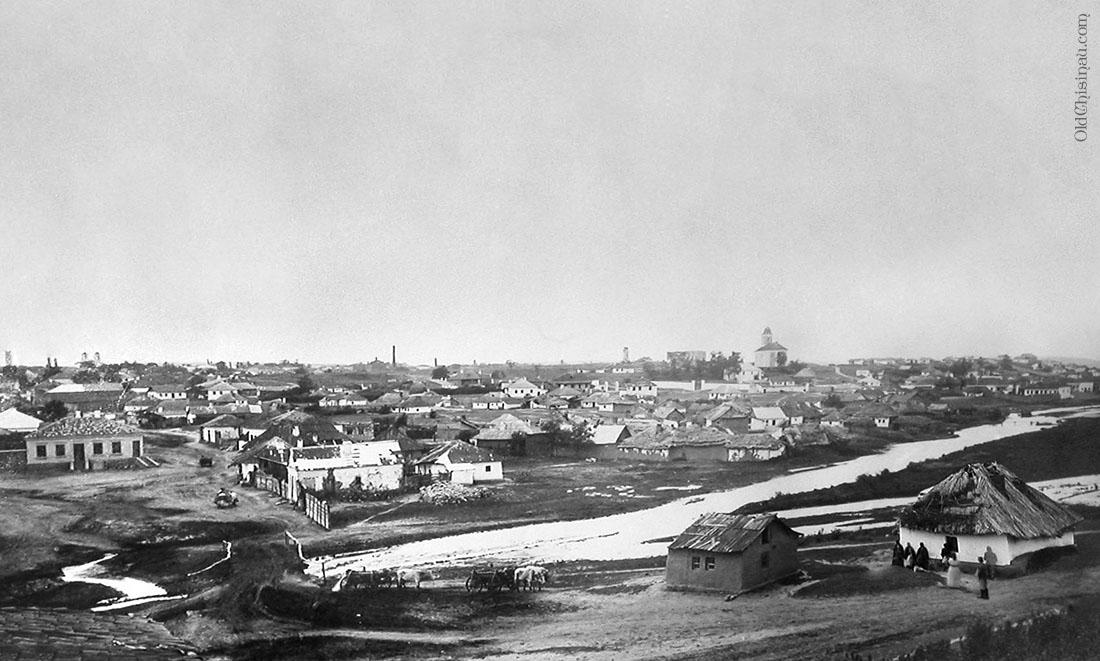 Кишинев, Благовещенская церковь,1867