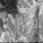 Бендеры спутниковый снимок 1965