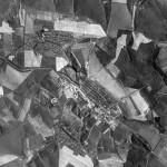 Снимок Дондюшан из космоса, сделанный спутником-шпионом США 2 августа 1970 года