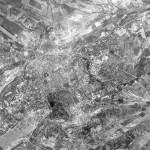 Кишинёв спутниковый снимок 1965