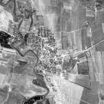 Снимок Леовы из космоса, сделанный спутником-шпионом США 24 сентября 1965 года