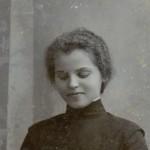 Старые фотографии кишинёвских девушек