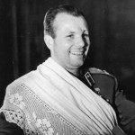Юрий Гагарин в Кишинёве