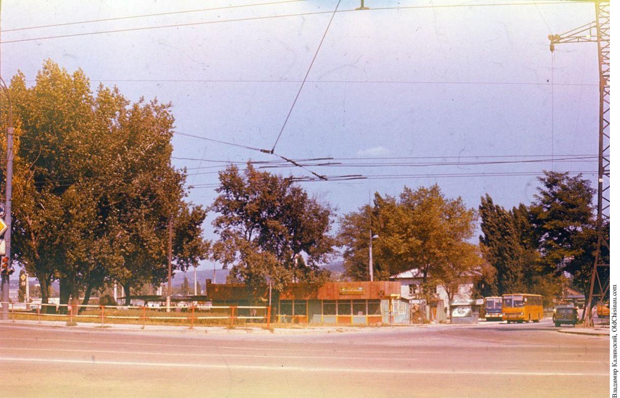 Кишинёв 1980-е гг