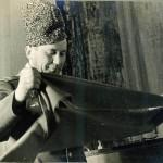 Космонавт Попович в КИшинёве