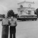 Кишинёв 1950-х гг