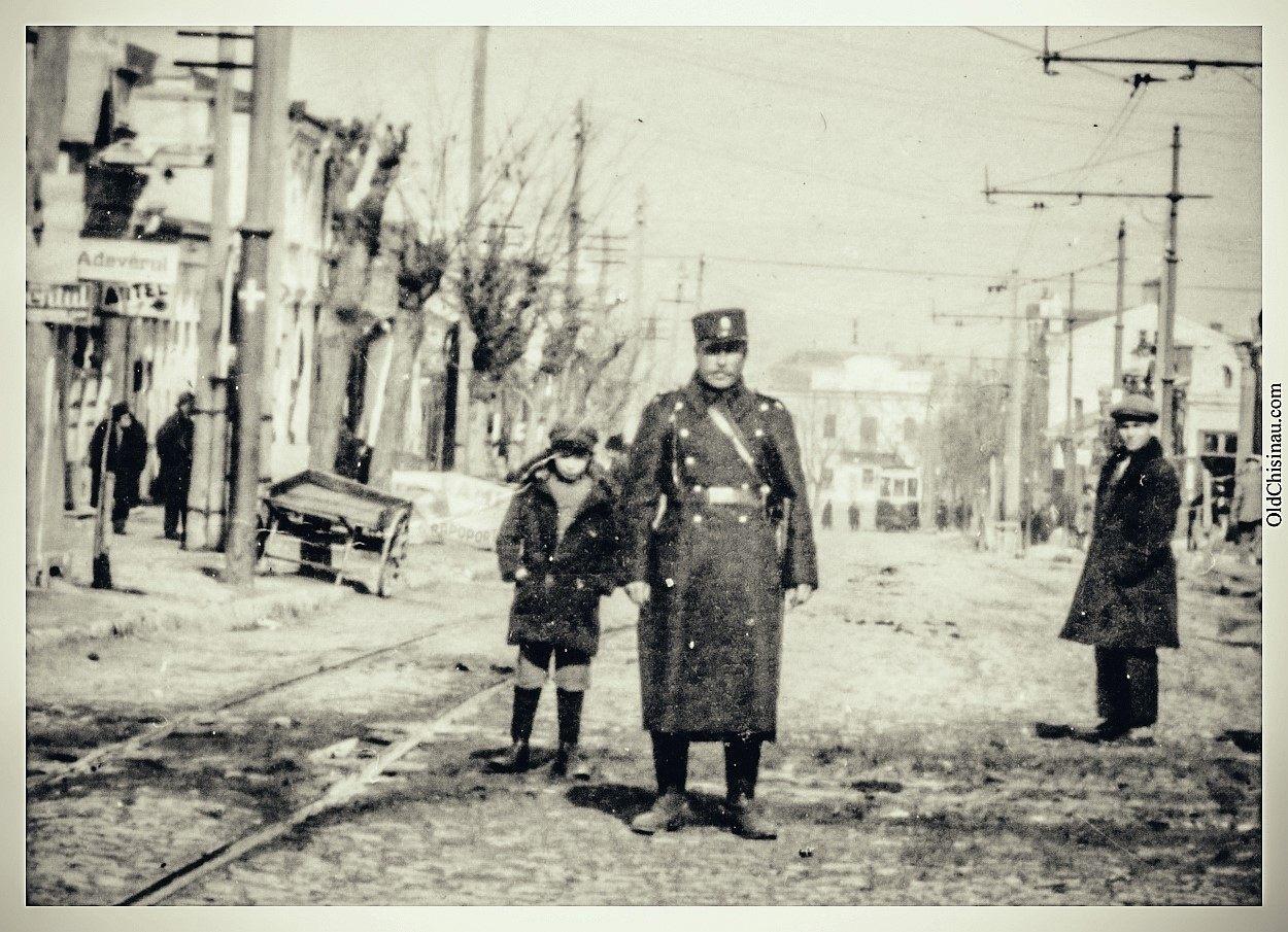 У Армянской улицы.