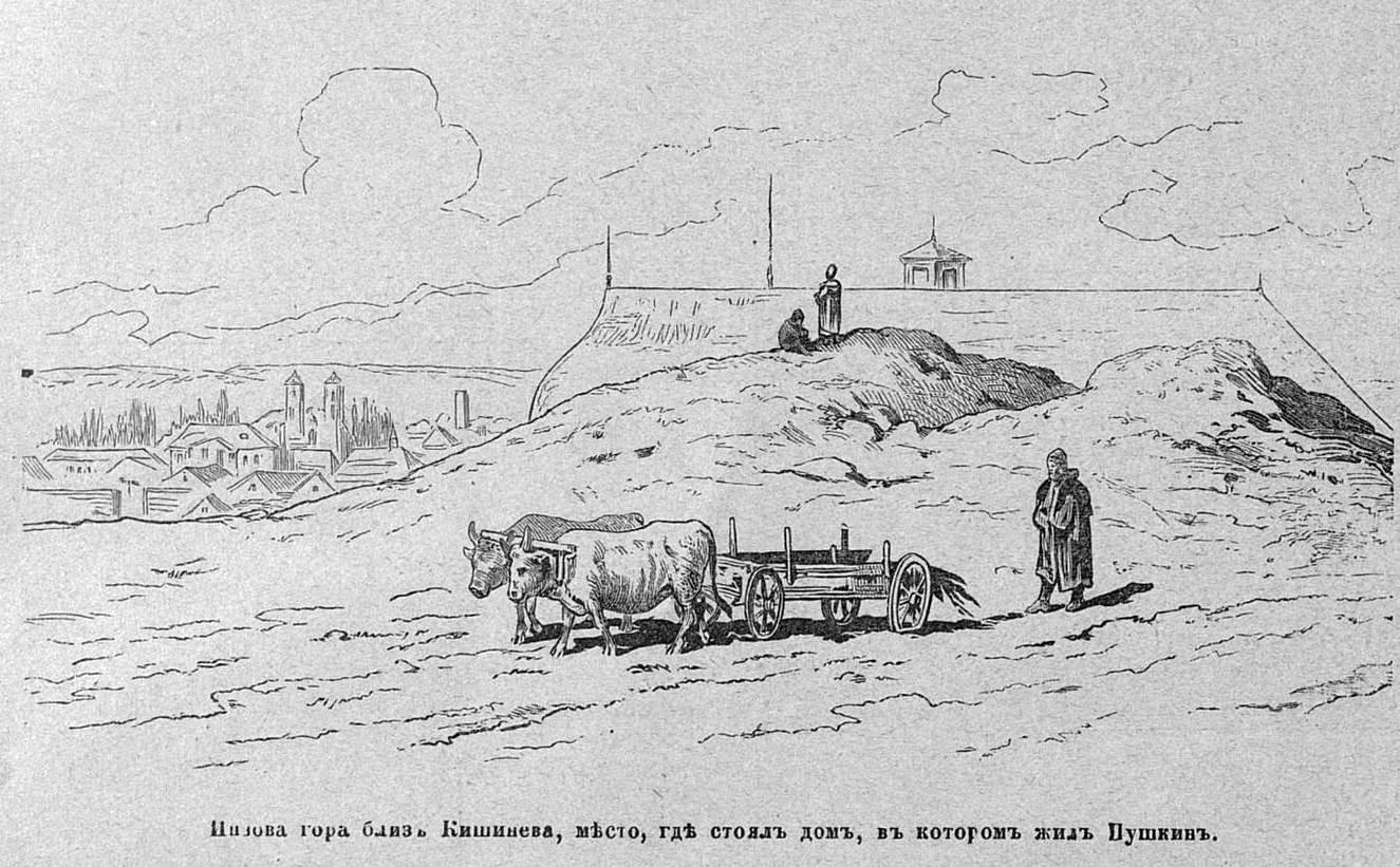 Кишинёв 1890-е года