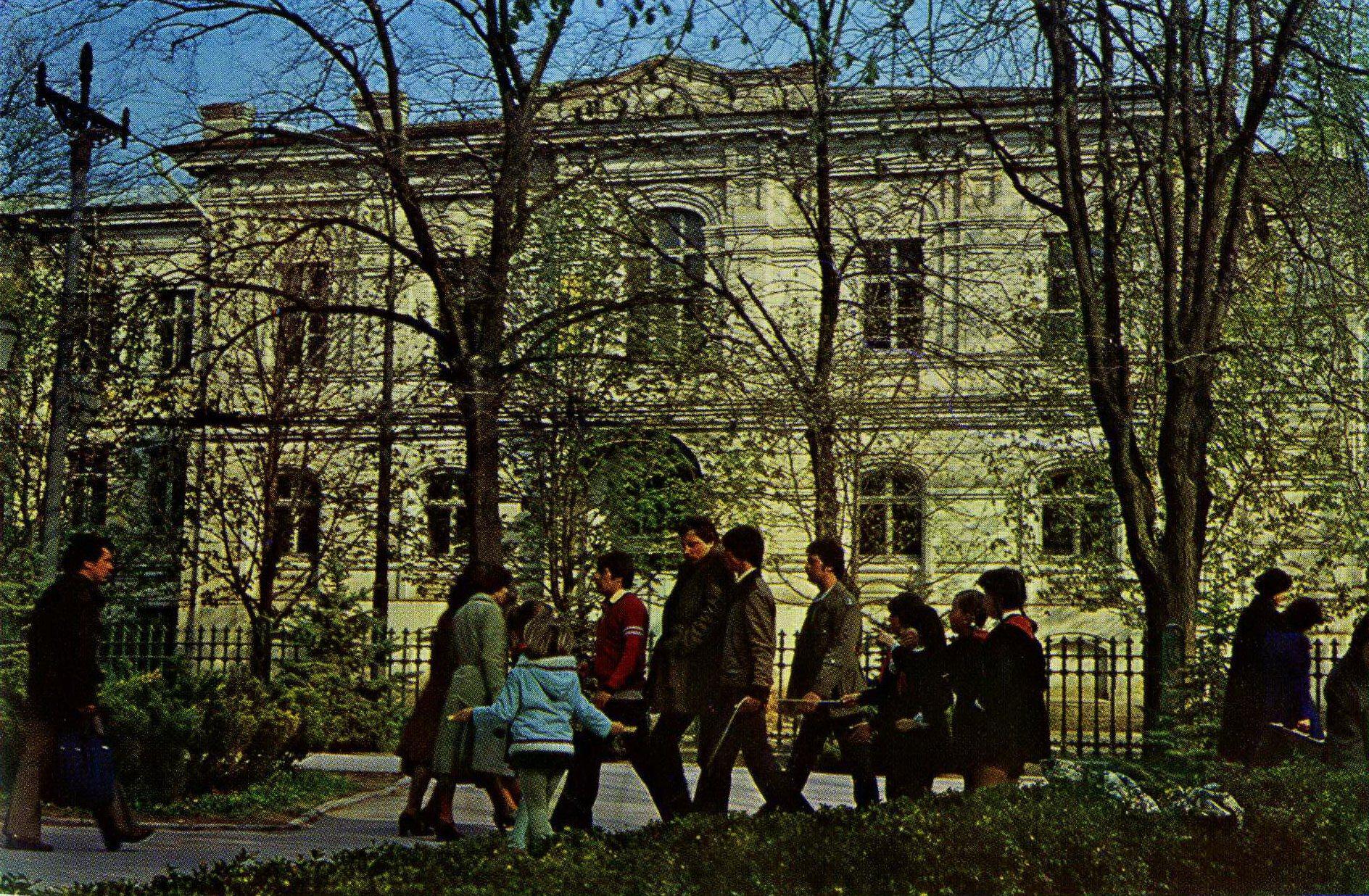 Кишинёвцы 1980-х гг