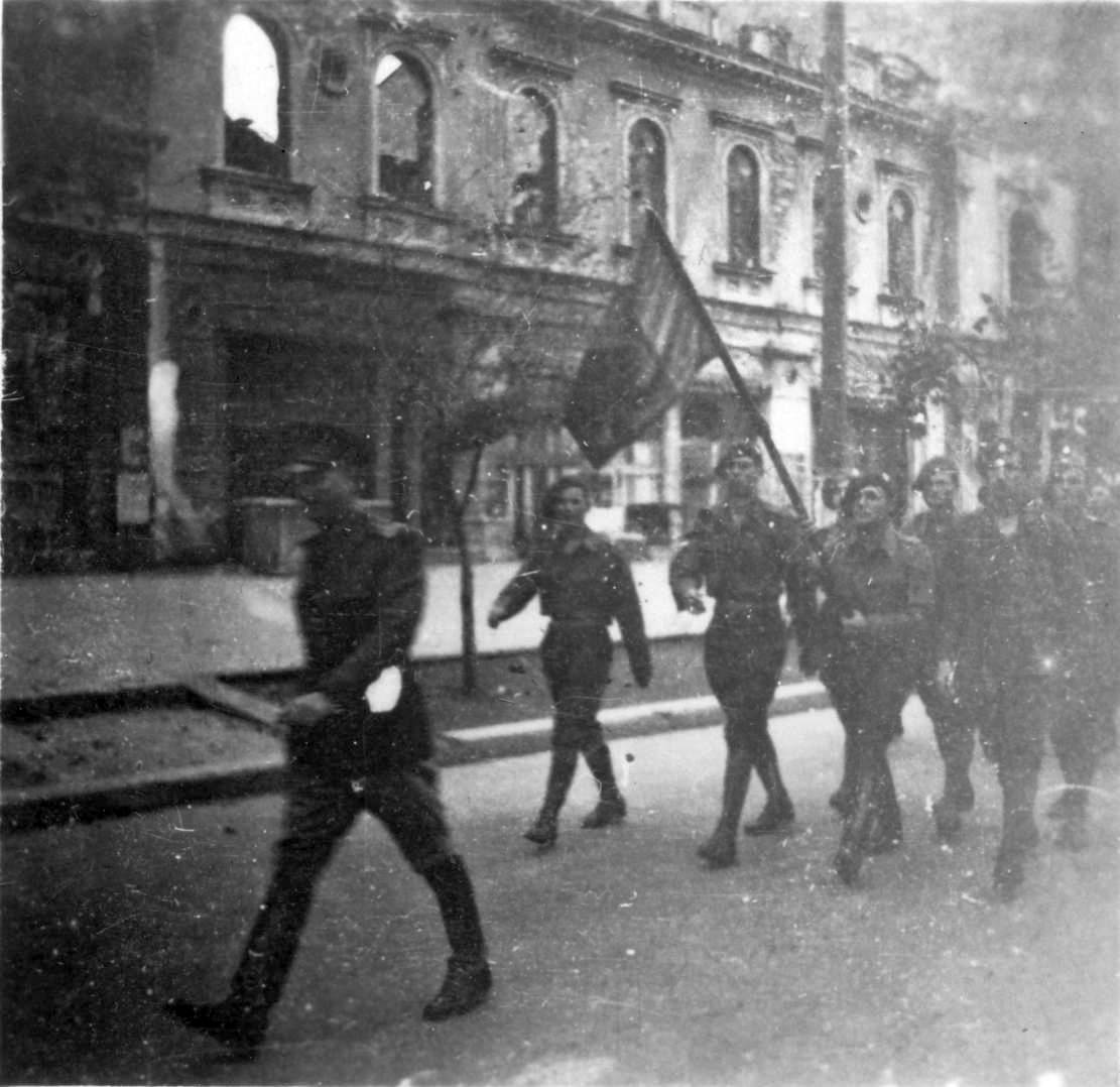 Октябрь 1942 года.